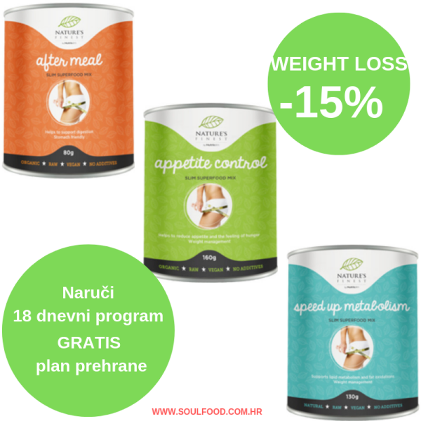 detoks paket weight loss, soul food internet trgovina