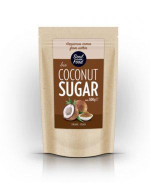 Šećer kokosa 500g: bio, eko, soulfood internet trgovina
