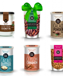 paket sirove slasti gratis datulje, soul food internet trgovina
