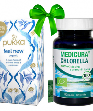 detoks paket feel new, soul food internet trgovina