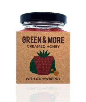 Med s jagodama: bio, raw, vitamini, minerali, aminokiseline, hrvatski proizvod, Soul food internet trgovina