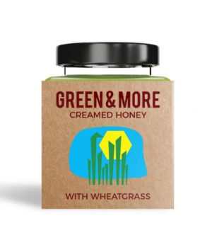 Mlada zelena pšenica u medu - Liquid sun: bio, raw, imunitet, hrvatski proizvod, Soul food internet trgovina