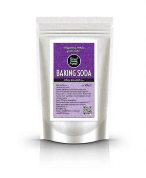 Soda bikarbona 500g: bez aluminija, soda, kulinarstvo, kozmetika, soul food internet trgovina