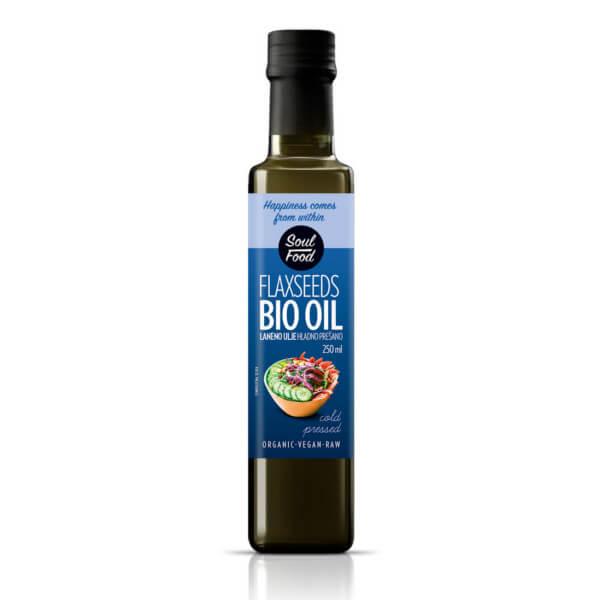 laneno ulje na 3 načina, soul food internet trgovina