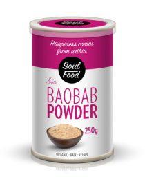Baobab u prahu 250g: bio, organski, veganski, soul food internet trgovina