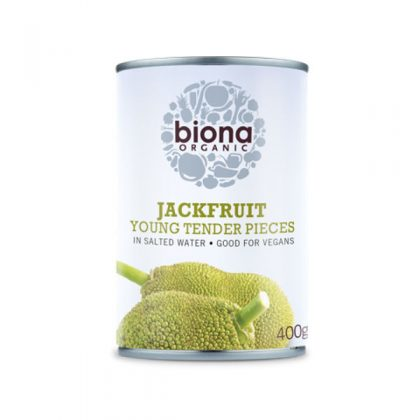 Jackfruit u slanoj vodi 400g: bio, oraganski, veganski, soul food internet trgovina