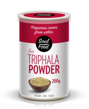 Triphala u prahu 200g: bio, organski, veganski, sirovo, soul food internet trgovina