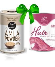 Pomladi se amla i hair vitamins, soul food internet trgovina