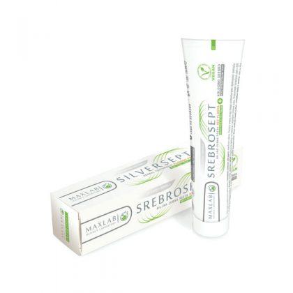 Prirodna pasta za zube: prirodno, bez fluora, koloidno srebro, soul food internet trgovina