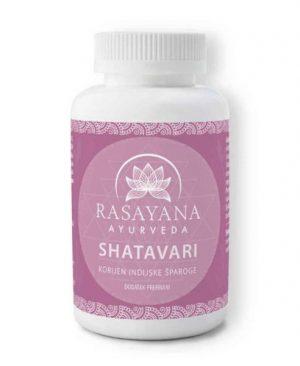 Shatavari: ayurvedski, veganski, ravnoteža, soul food internet trgovina