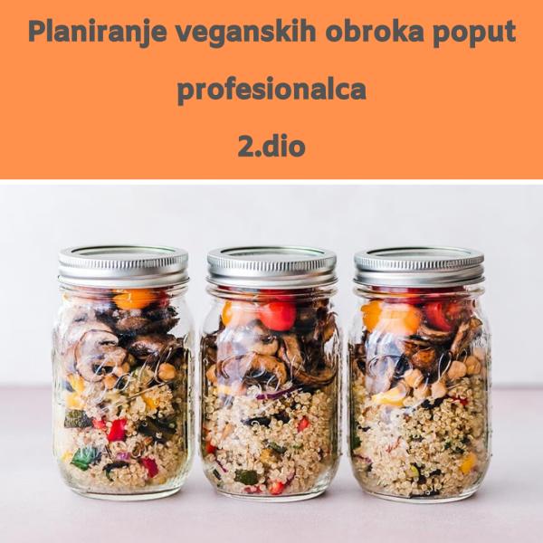 Planiranje veganskih obroka poput profesionalca, soul food internet trgovina