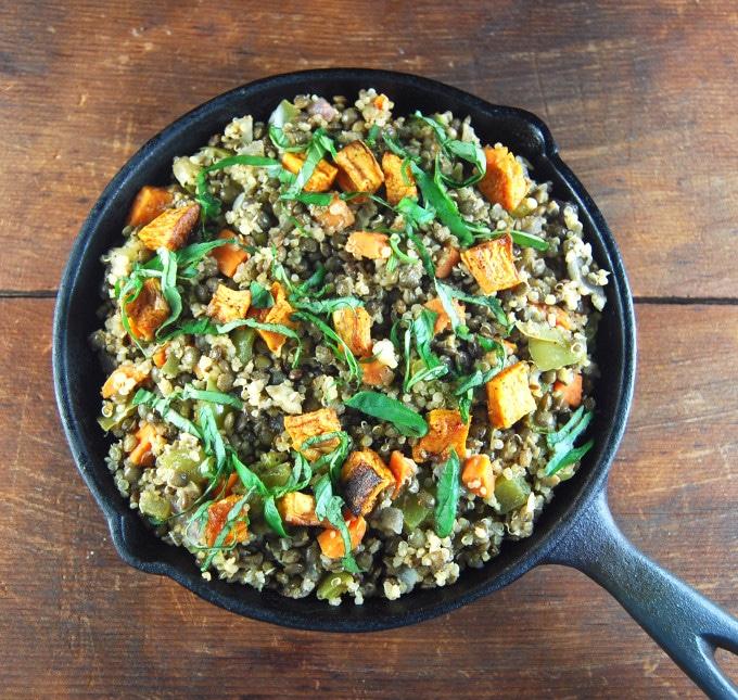 lagana quinoa salata, soul food internet trgovina