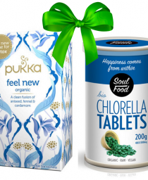 detoks paket pukka feel new, soul food internet trgovina