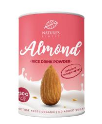 rižino mlijeko s bademom, soul food internet trgovina