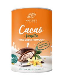 rizino mlijeko s kakaom i vanilijom, soul food internet trgovina