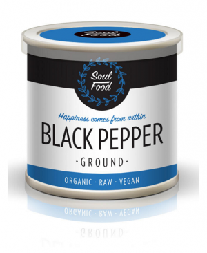 crni papar mljeveni soul food, soul food internet trgovina