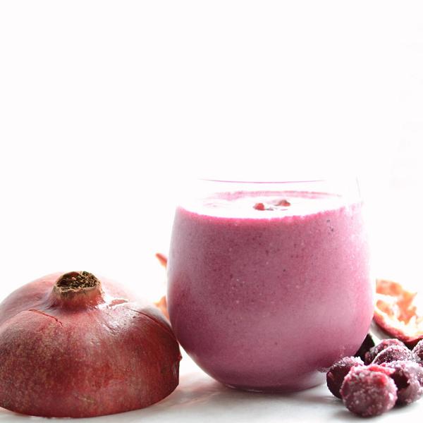 detoks smoothie od višanja i šipka, soul food internet trgovina