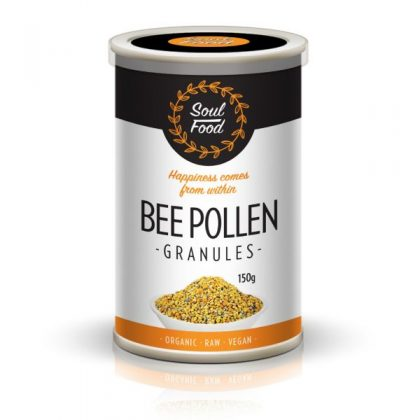 top 5 dobrobiti pčelinje peludi, soul food internet trgovina