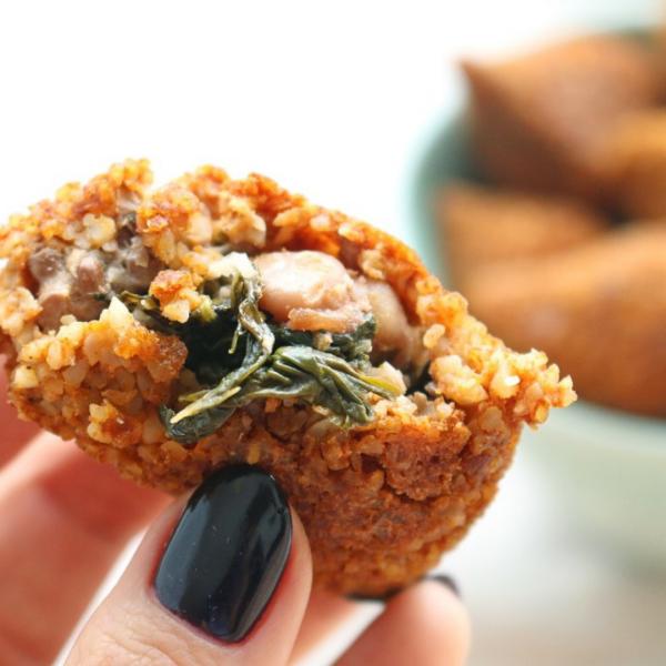 veganski kibbeh s bundevom, soul food internet trgovina