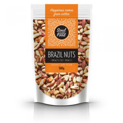 brazilski orasi soul food, soul food internet trgovina