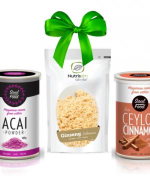 detoks paket za dizanje energije i smanjenje kilograma 3, soul food internet trgovina
