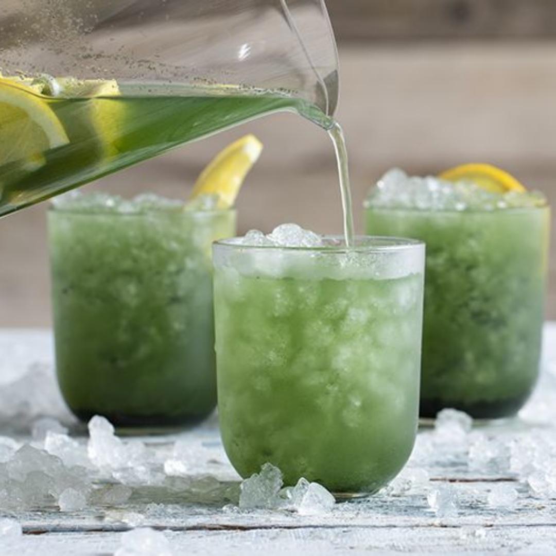 zelena limunada sa spirulinom, soul food internet trgovina