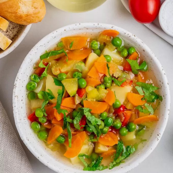 proljetna povrtna juha, soul food internet trgovina