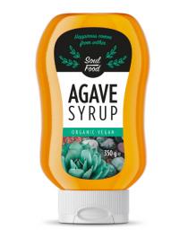 Agava Sirup Soul Food BIO 350g, soul food internet trgovina