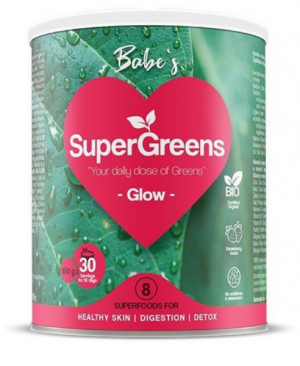 BABE'S SuperGreens GLOW, soul food internet trgovina